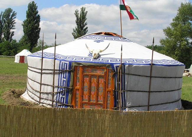Mongolian Ger on Yurt Finder - Yurts For Sale