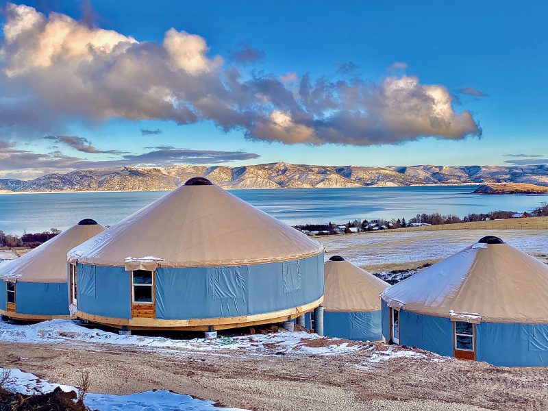 Bear Lake Luxury Yurts