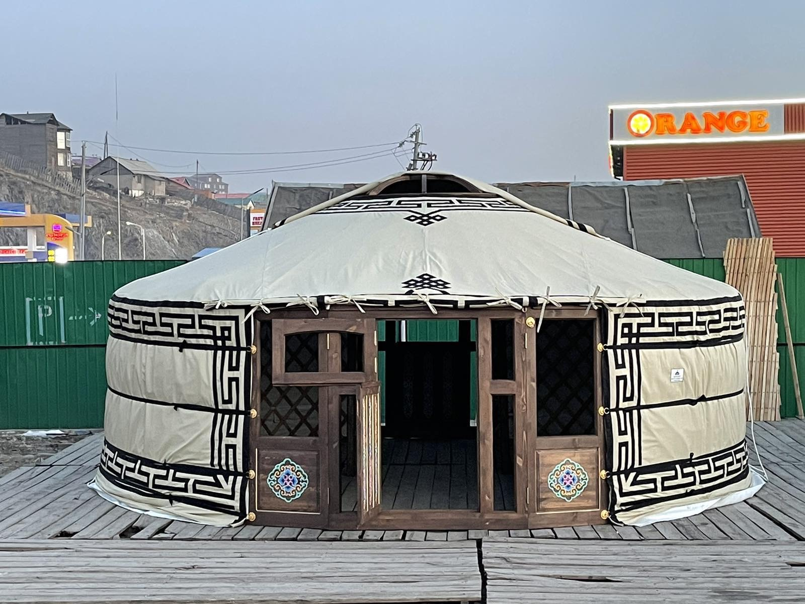 Wholesale and Retail Suppliers of Mongolian Yurts